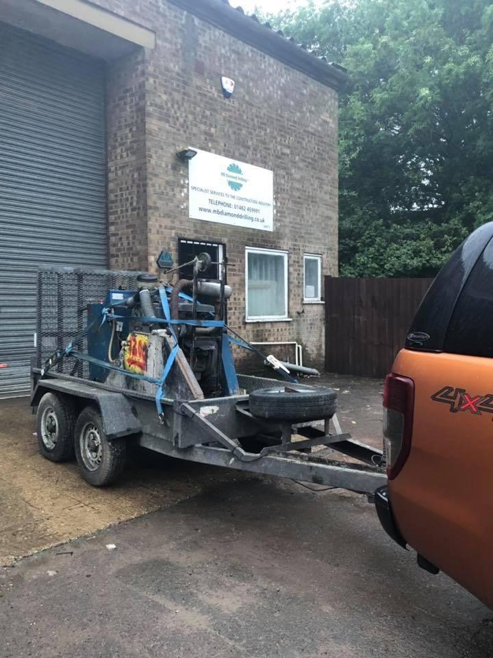 Diesel-floor-saw